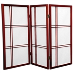three and four foot privacy partitions