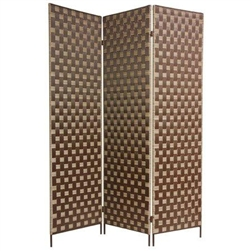 6ft Tall Outdoor Privacy Folding Screen